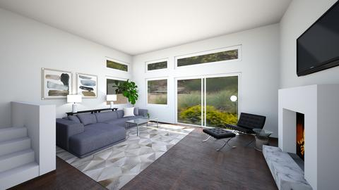 DWR Tammy 2 - Living room - by mikaelawilkins