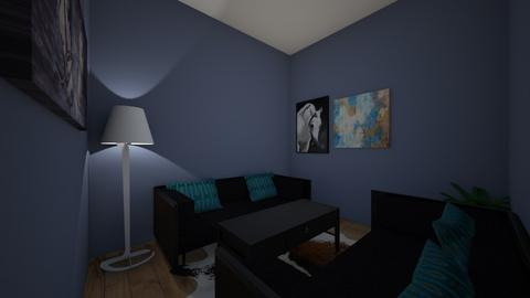 rtl - Living room - by abbynan