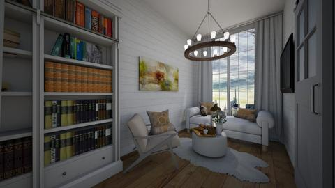 nomo - Living room - by nevenadesko