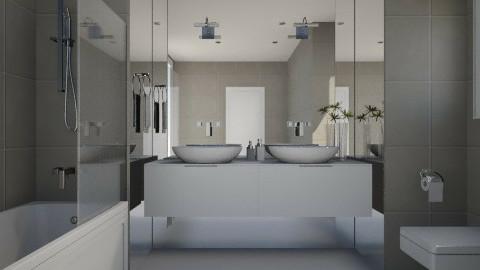 Bathroom 3 - Bathroom - by XValidze