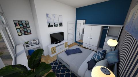 Tomek2 - Bedroom - by aidual