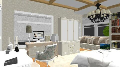 Tiffany room  - Feminine - Bedroom - by Wilson Jessica