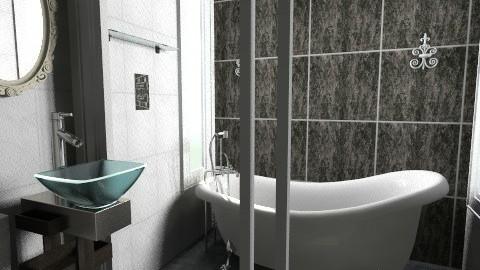 2nd floor Baths - Vintage - Bathroom - by Jek Pulido