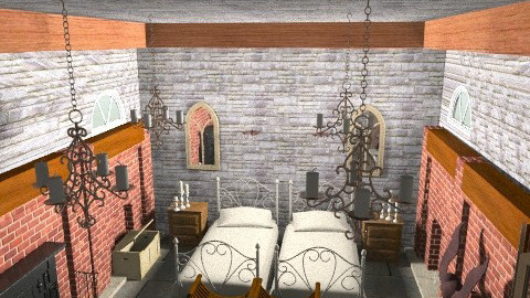 Old timer - Rustic - Bedroom - by health