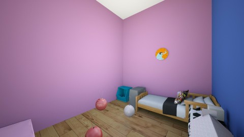 viliot - Bedroom - by rebeccahandley20