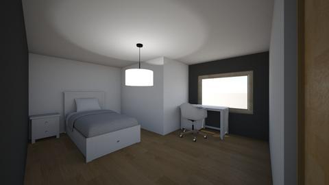 my - Bedroom - by xwksx