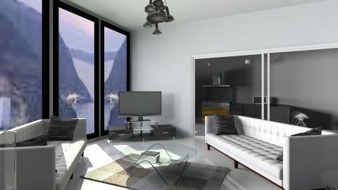 Minimal living room - Minimal - Living room - by Designerloft