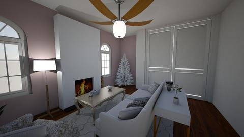christmas - Living room - by bellavanderwal