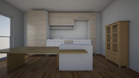 jenny roten - Kitchen - by roten