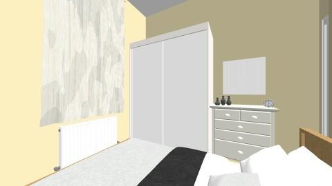 Smaller - Minimal - Bedroom - by Altug Ersen