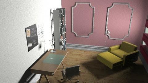 office - by leahjane