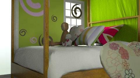 anahi12 - Country - Bedroom - by lamin_agatha