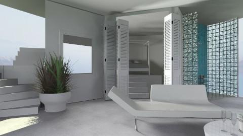 Back Porch - Minimal - Garden - by summerrutter101
