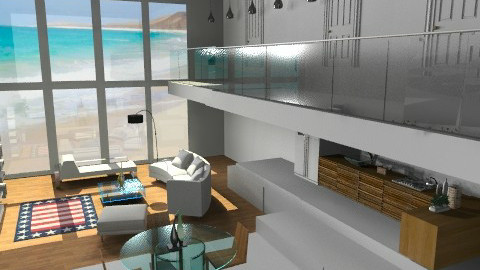 --- - Modern - Living room - by Glory