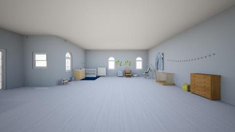 Baby nursery - Kids room - by victoriaa1204