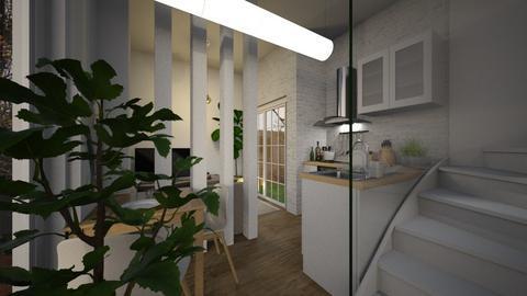Casa303KitchenandDining - Kitchen - by nickynunes