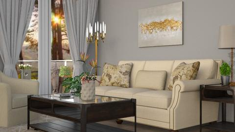 living - Living room - by Sirtzuu93