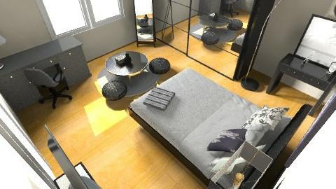 my dream room - Modern - Bedroom - by smoki 95