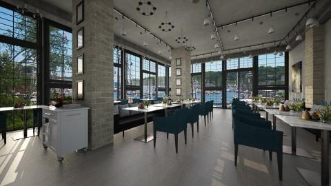 Harbour Restaurant - Rustic - by ayudewi382