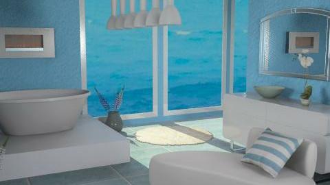 Sea Bath - Eclectic - Bathroom - by db88db88