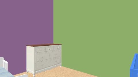 buggys bedroom - Classic - Kids room - by arhopper4011