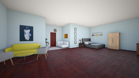 cutes - Bedroom - by Emelyn Cristal Rosario