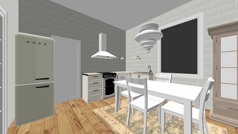 janka - Kitchen - by krist661