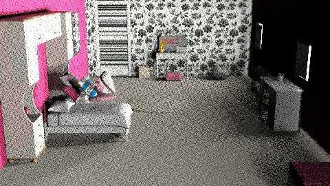 Daniela Cunningham - Glamour - Bedroom - by Cunningham Daniela