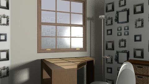 mynewroom - Rustic - Bedroom - by enikovas