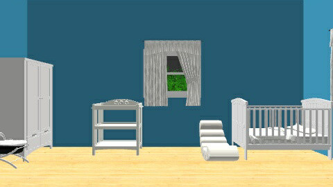 Baby room - Modern - Kids room - by GRgeoGR
