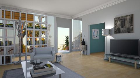 Dexter Morgan - Eclectic - Living room - by Elena68