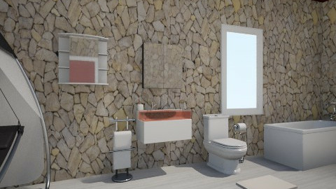 comfortable bathroom - Bathroom - by joonatan