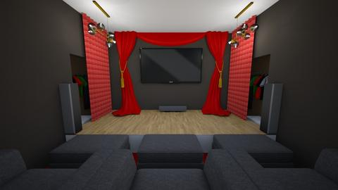 Home Theater and Stage - by Ohtoe