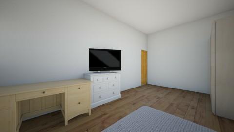 room3 - Bedroom - by puszinyuszi