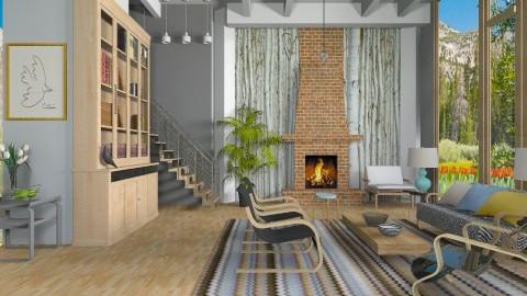 Aalto_Artek Inspiration - Modern - Living room - by janip