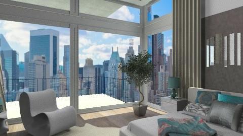 Bedroom - Living room - by ynes6