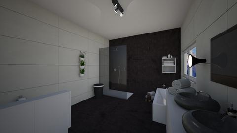 Blc bathroom - Bathroom - by Denisa250