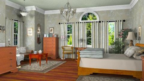 Classic Bedroom - Classic - Bedroom - by Bibiche
