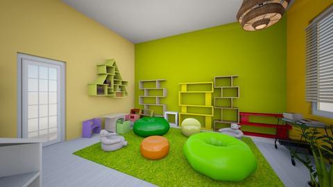 bib - Kids room - by juzhuu