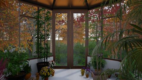 603 - Garden - by Jade Autumn