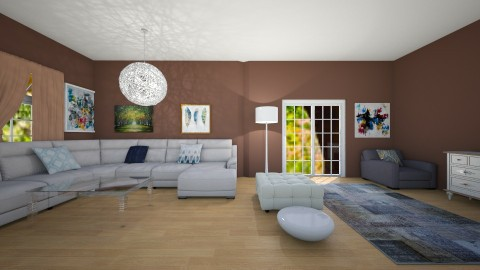 modern living - Modern - Living room - by toxic chemical life