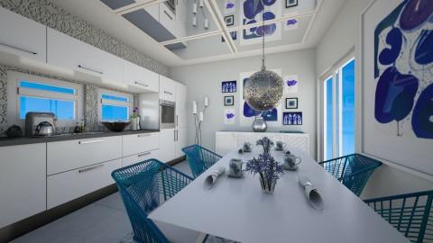 Kitchen Contest Entry - Kitchen - by jennyrose12