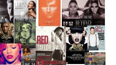 Pop Magazine Ad Moodboard - by amyburns9