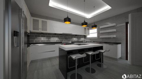 eche cousin kitchen - Kitchen - by DMLights-user-1347648