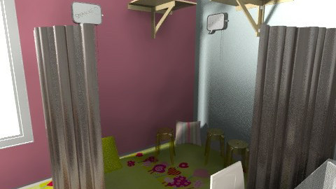 3Mc New Classroom corner - by Robert McGregor