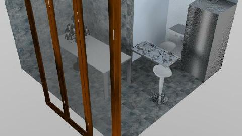 roo2 - Dining Room - by giuspy