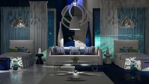 JayaGervasoniGhost2inout - Modern - Bedroom - by anchajaya
