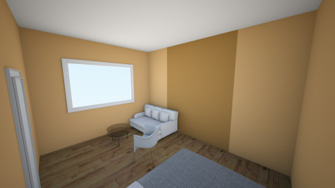 living room - by Polackova