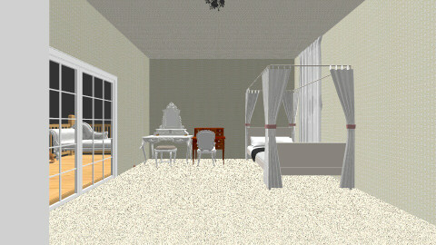Myfutureroom - Feminine - Bedroom - by Cheyenne Dupre