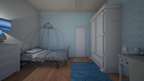 disney princess room - by shelleycaitlin